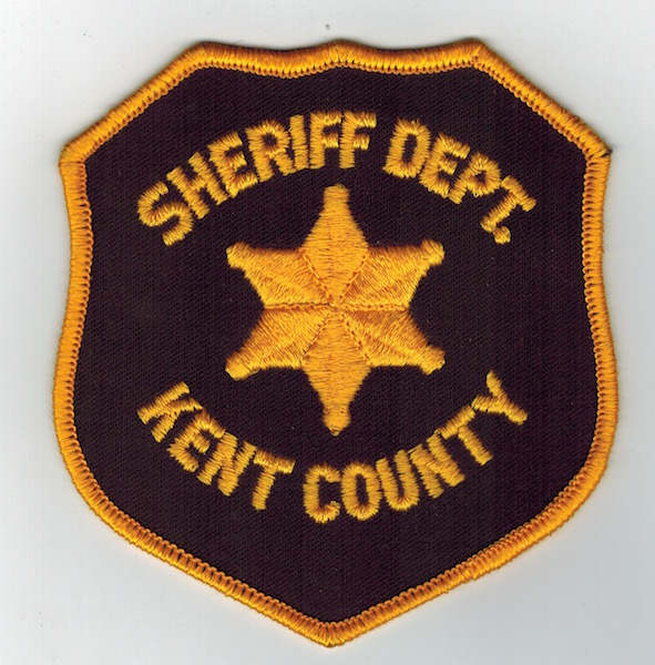 KENT COUNTY SHERIFF DEPT.