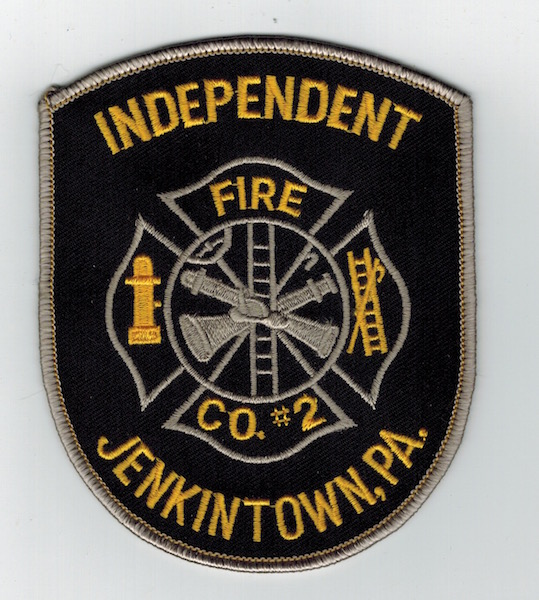 INDEPENDENT JENKINTOWN PA. FIRE DEPT. (21) also