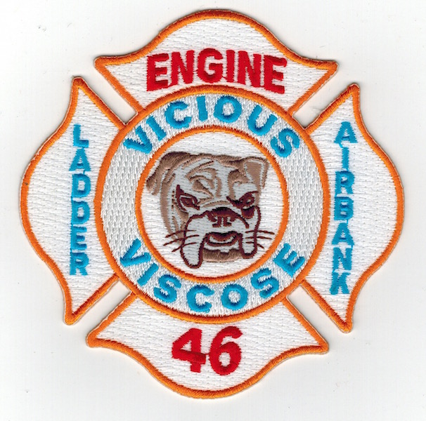 ENGINE 46 LADDER AIRBANK VICIOUS