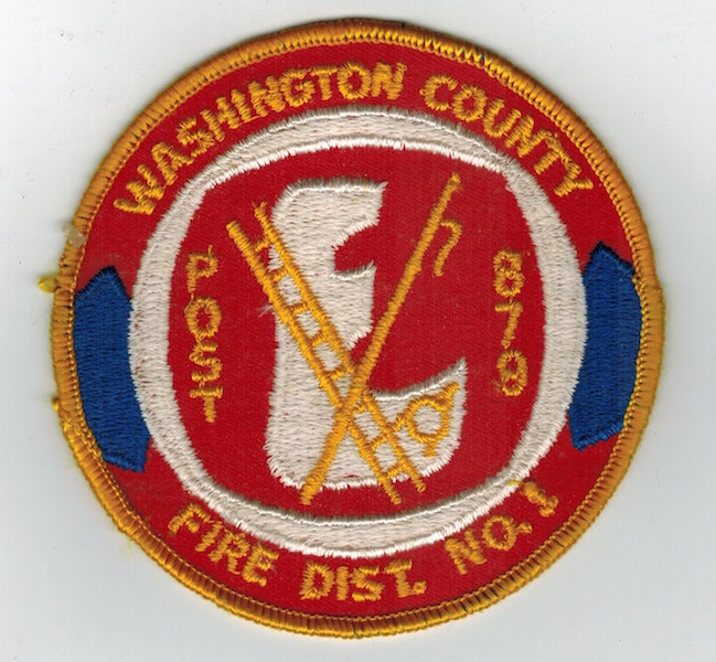 WASHINGTON COUNTY FIRE DISTRICT NO. 1