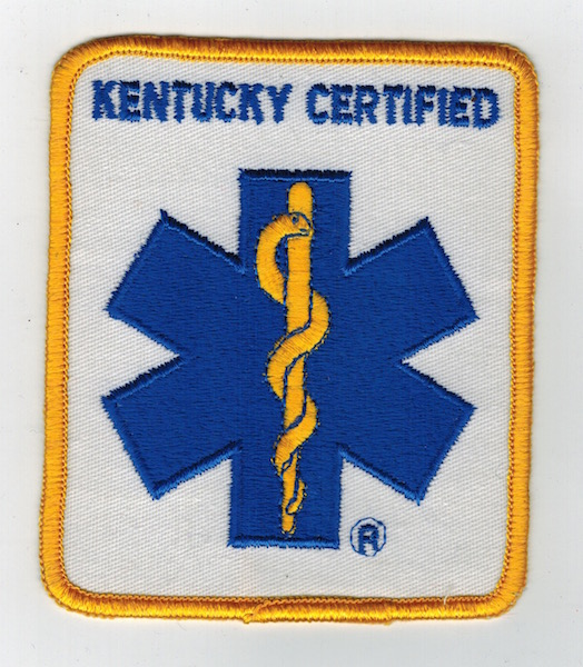 KENTUCKY CERTIFIED EMS