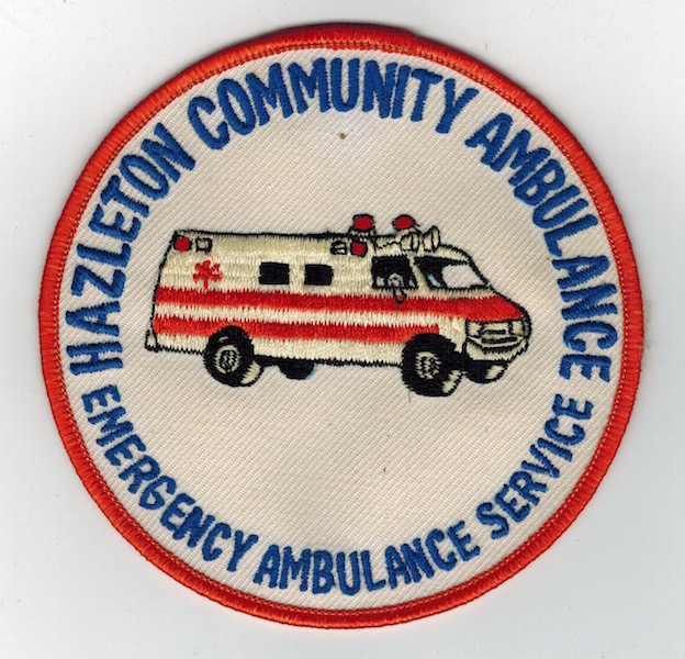 HAZLETON COMMUNITY AMBULANCE