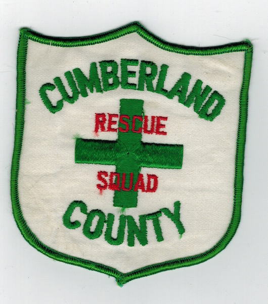 CUMBERLAND COUNTY RESCUE SQUAD
