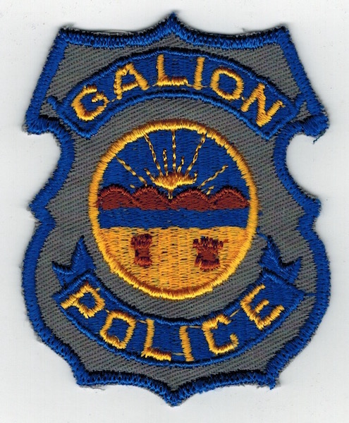 GALION POLICE
