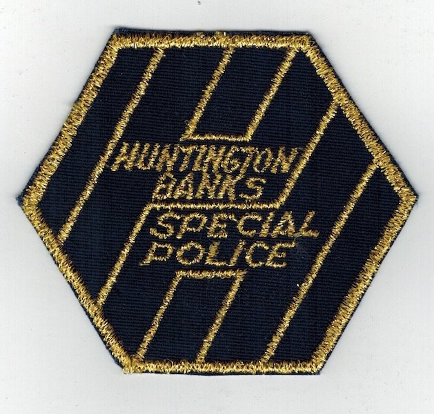 HUNTINGTON BANKS SPECIAL POLICE