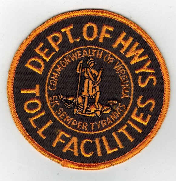 DEPT. OF HWYS TOLL FACILITIES (16)