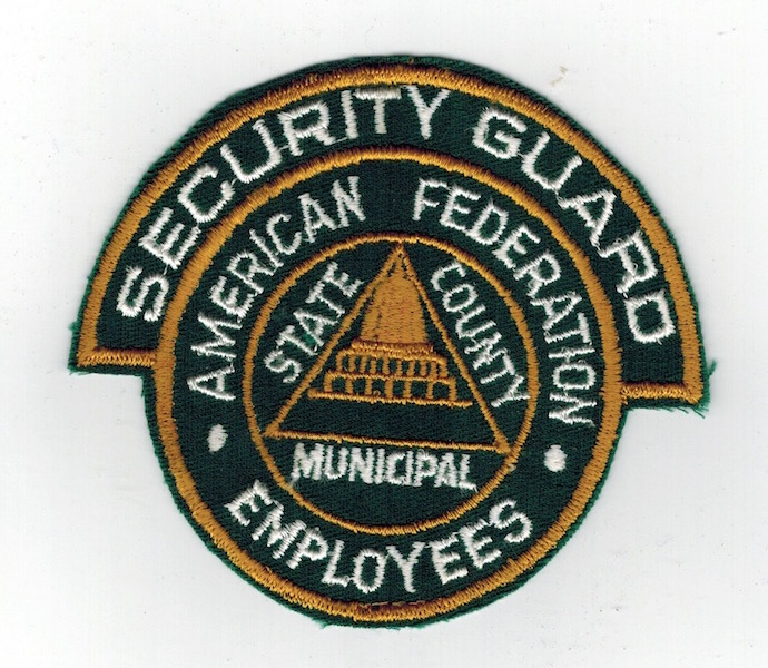 SECURITY GUARD AMERICAN FEDERATION (16)