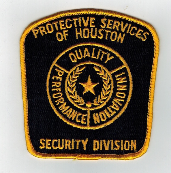 PROTECTIVE SERVICES OF HOUSTON SECURITY DIV. (16)