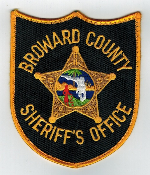 BROWARD COUNTY FLORIDA SHERIFF NEW (J)