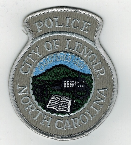 CITY OF LENOIR POLICE GREY (21)