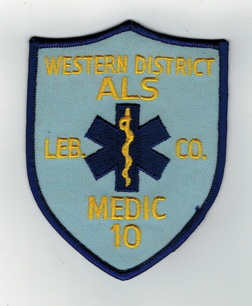WESTERN DISTRICT ALS LEB. CO. MEDIC 10 (21)