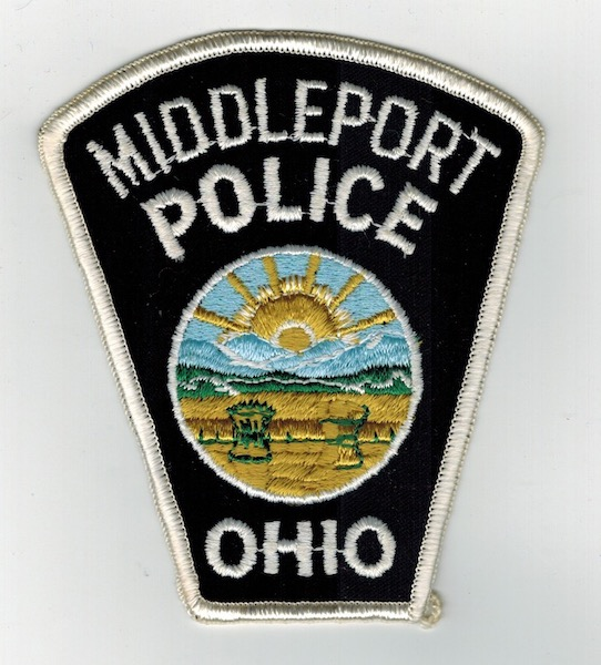Middleport Police 1753 210 Patchesrus The Hunt For The