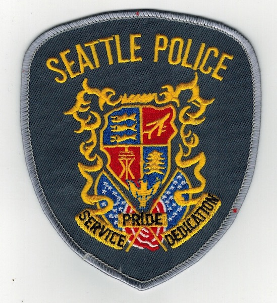 SEATTLE POLICE (23) AND (25)