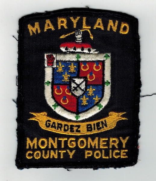 MONTGOMERY COUNTY POLICE (23) USED