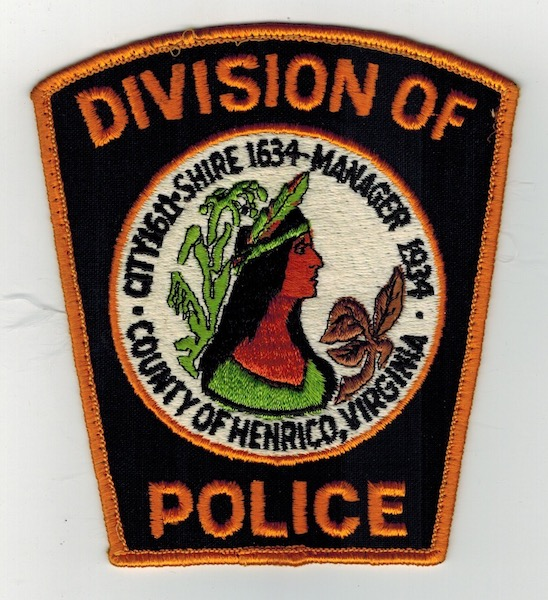 DIVISION OF POLICE HENRICO COUNTY (23)