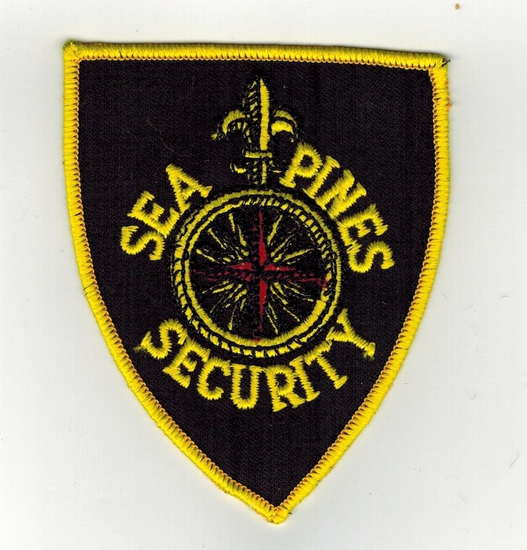 SEA PINES SECURITY (25)