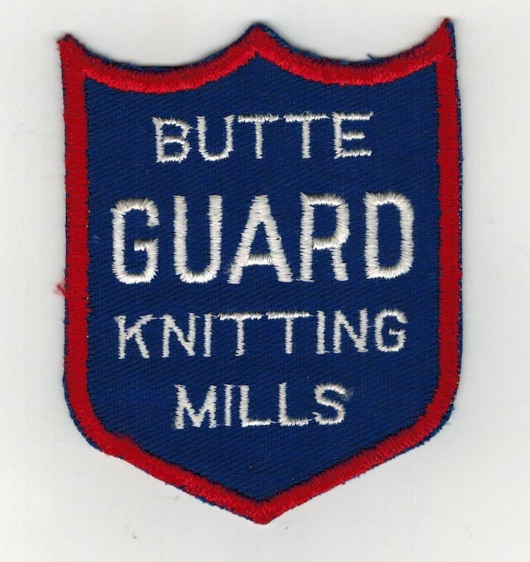 BUTTE GUARD KNITTING MILLS (25)