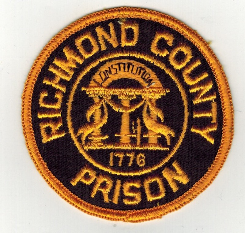 RICHMOND COUNTY PRISON 3 INCHES (25)