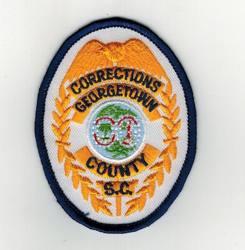 CORRECTIONS GEORGETOWN COUNTY 3 1/4 (25)