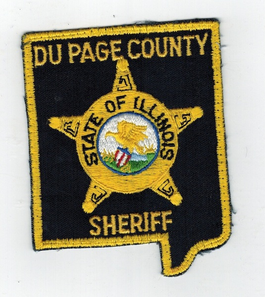DU PAGE COUNTY SHERIFF STATE SHAPE