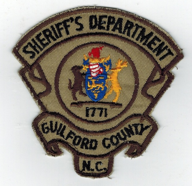 GUILFORD COUNTY SHERIFF NC