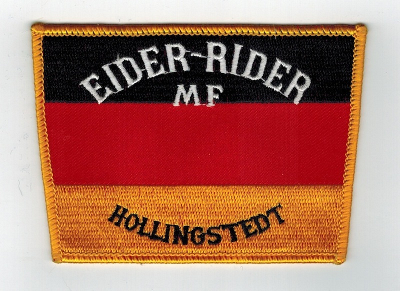 EIDER-RIDER MF HOLLINGSTEDT