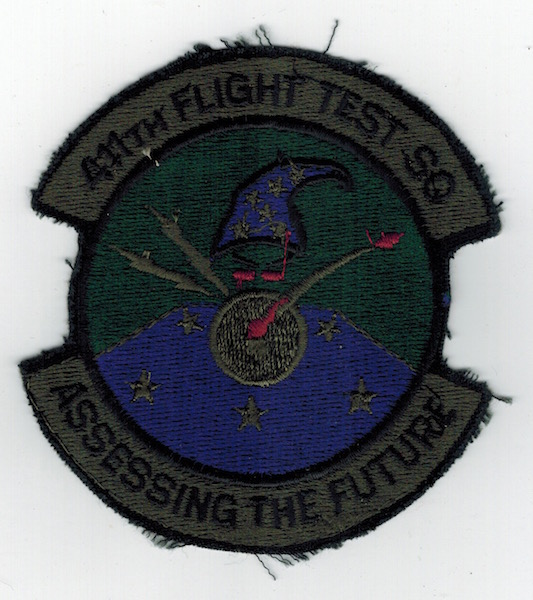 411TH FLIGHT TEST SQ ASSESSING THE FUTURE