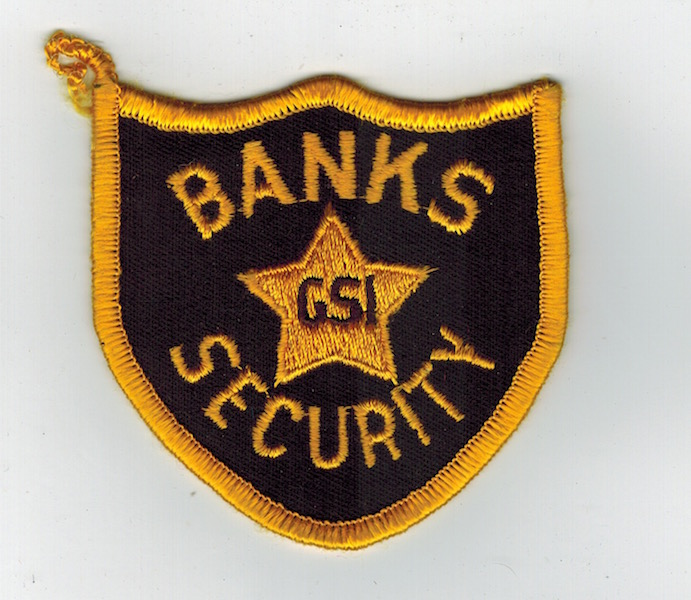 BANKS GSI SECURITY