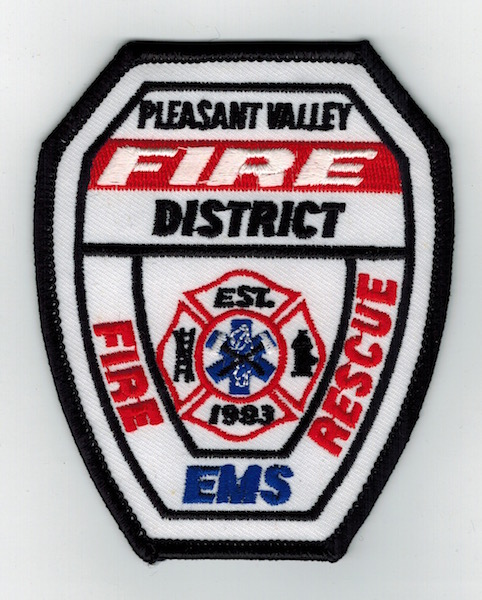 PLEASANT VALLEY FIRE DISTRICT FIRE EMS RESUE