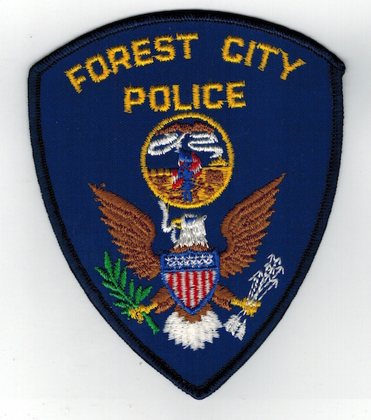 FOREST CITY POLICE