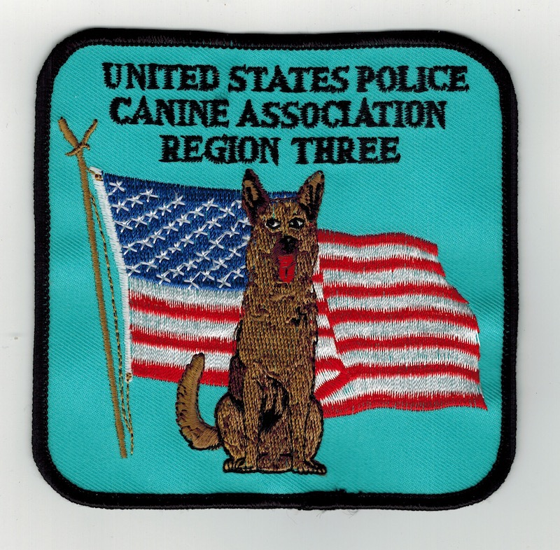 UNITED STATES POLICE CANINE ASSOC. REGION THREE
