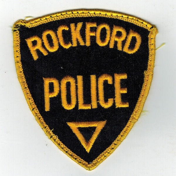ROCKFORD POLICE CHEESE CLOTH (VH)