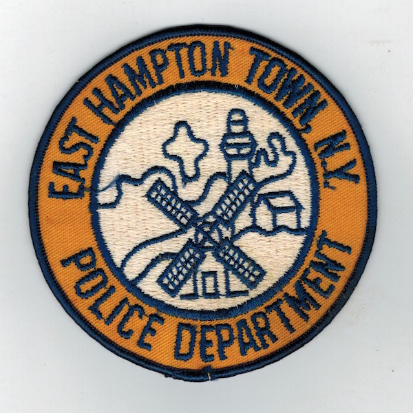EAST HAMPTON TOWN POLICE ROUND (VH)