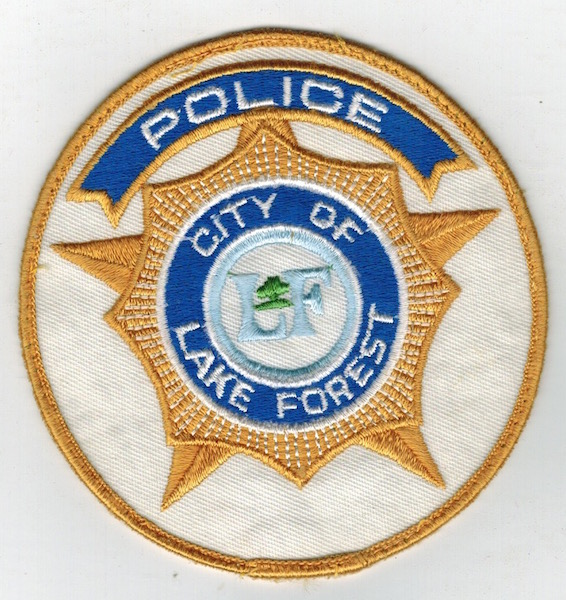 CITY OF LAKE FOREST POLICE (VH) ROUND