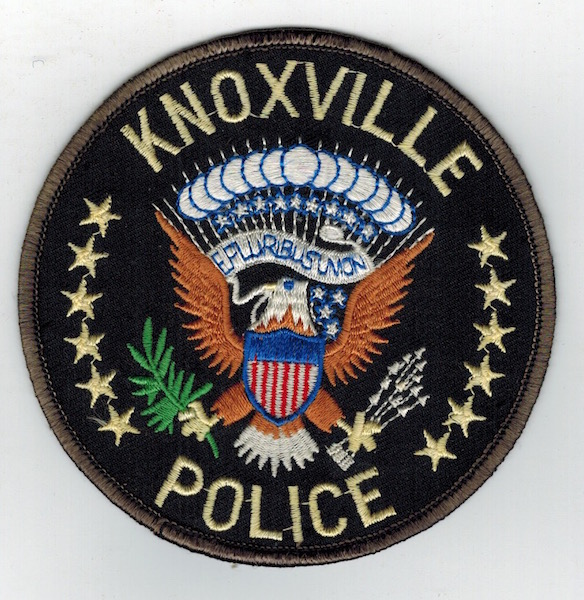 KNOXVILLE POLICE ROUND (VH)