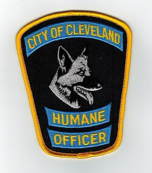 CITY OF CLEVELAND HUMANE OFFICER