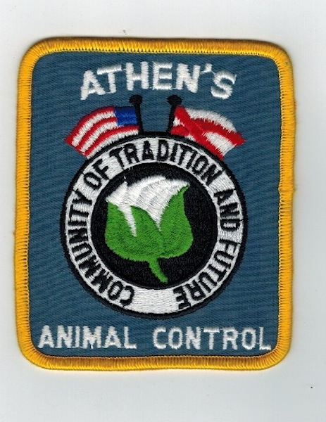 ATHEN'S ALABAMA ANIMAL CONTROL