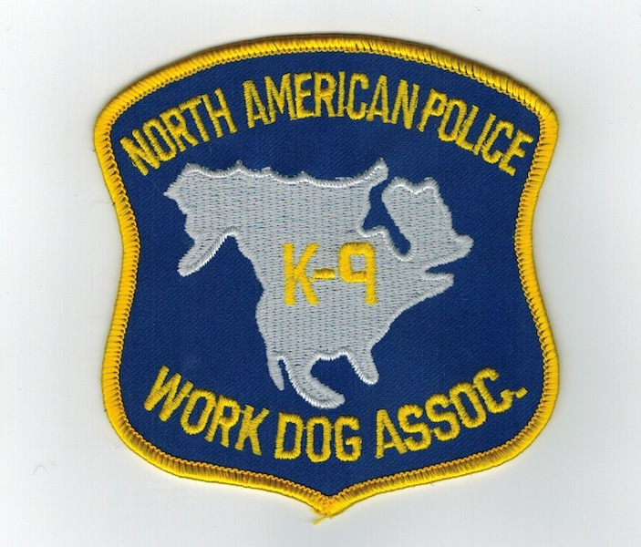NORTH AMERICAN POLICE WORK DOG ASSOC. K-9